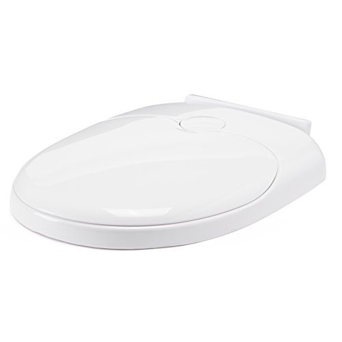 Family Toilet Seat Potty Training 2 In 1 White With Soft Close 0 5 Easy Pot