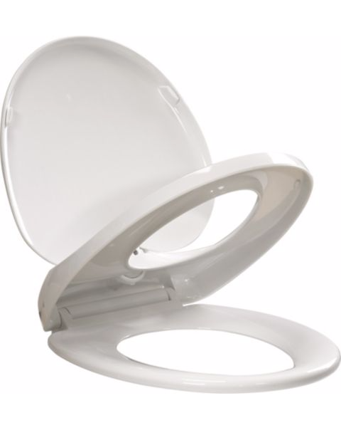 Easy Potty Training Toilet Seat Round 16 Quot 16 5 Quot Long